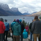 Glacial landform discussion