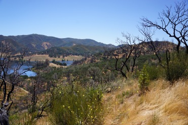 Davis Creek Reservoir