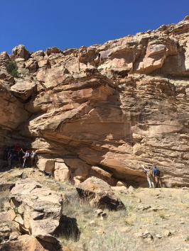 Book Cliffs, UT